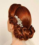 رنگ موی عروس