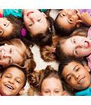 شادی کودکان را جدی بگیریم، راز کودکان شاد