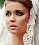 آرایش عروس متناسب با رنگ چشم و پوست