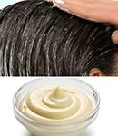ماسک سس مایونز برای درمان مو