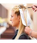 رنگ کردن مو به روش حرفه ای ها