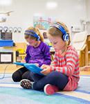 محیط آموزشی معلم سوم کودکان