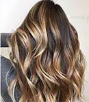 رنگ مو در تابستان