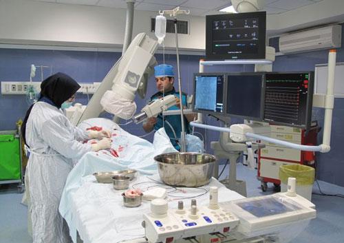 هزینه عمل لیزیک در بیمارستان بقیه الله