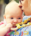دندانگیر برای نوزاد، چوبی یا پلاستیکی؟
