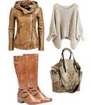 راه و رسم ست كردن لباسهای گرم