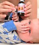 قطره آهن نوزادان پوسیدگی دندان می آورد