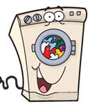 نگهداری و استفاده صحیح از ماشین لباسشویی