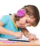 آموزش خوش خطی به کودکان