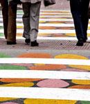 قوانین تصادف با عابر پیاده؛ چه زمان عابر پیاده مقصر است
