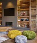 دکوراسیون خانه دنج و چوبی فرانسوی