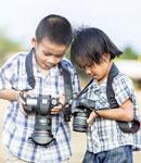 ۱۳ درس برای آموزش عکاسی به کودک خود