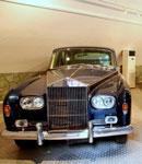 موزه اتومبیل های سلطنتی،کاخ موزه سعد آباد