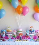 دکور جشن تولد کودک
