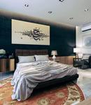 دکوراسیون داخلیِ اتاق خواب ایرانی