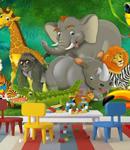 دکوراسیون مهد کودک با انواع طراحی های زیبا