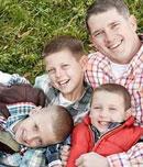 نکاتی برای عکس های خانوادگی
