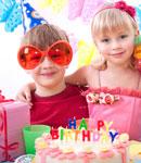 نکات و آداب جشن تولد کودکان
