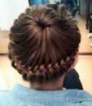 آموزش بافت موی رومی