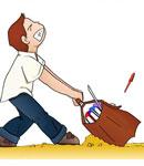 خرید کیف و کفش مناسب برای مدرسه کودک تان