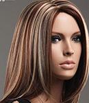 شیوه های جدید رنگ کردن مو