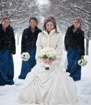نکات کلیدی برای برگزاری جشن عروسی در فصل زمستان