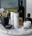 3 ایده ی بکر از کاربرد سنگ مرمر در آشپزخانه