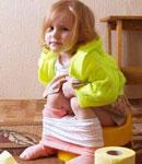 دفع غیر ارادی مدفوع در کودکان