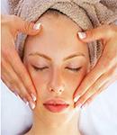تاثیر ماساژ در شفافیت پوست