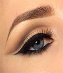 آرایش چشم برای عروس