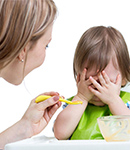 دلایل بد غذایی کودکان